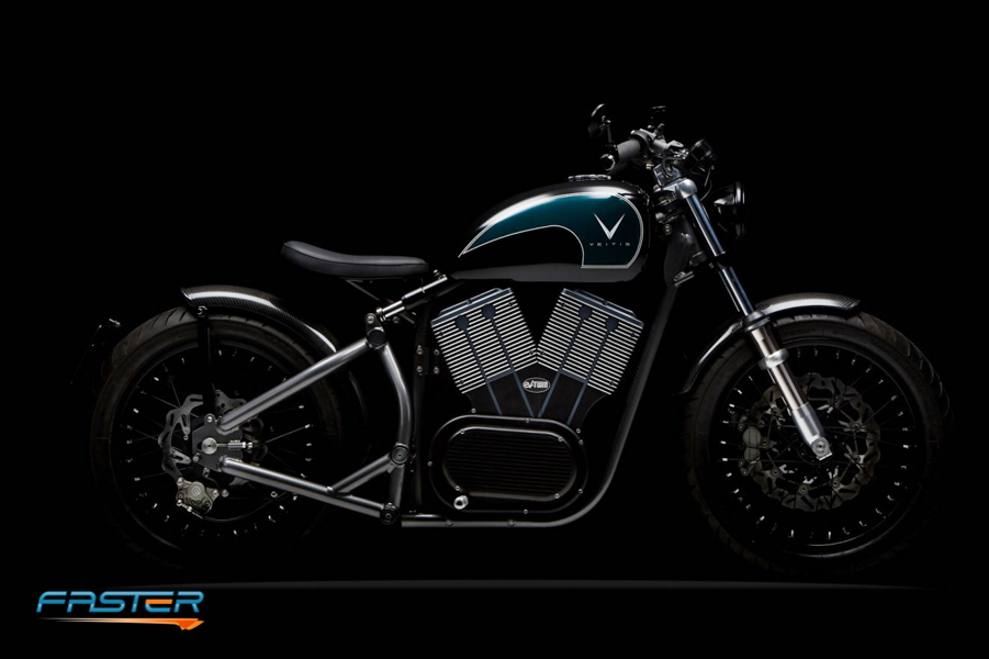 Faster world Moto électrique