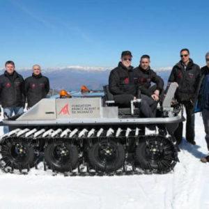 Antartica Venturi faster group