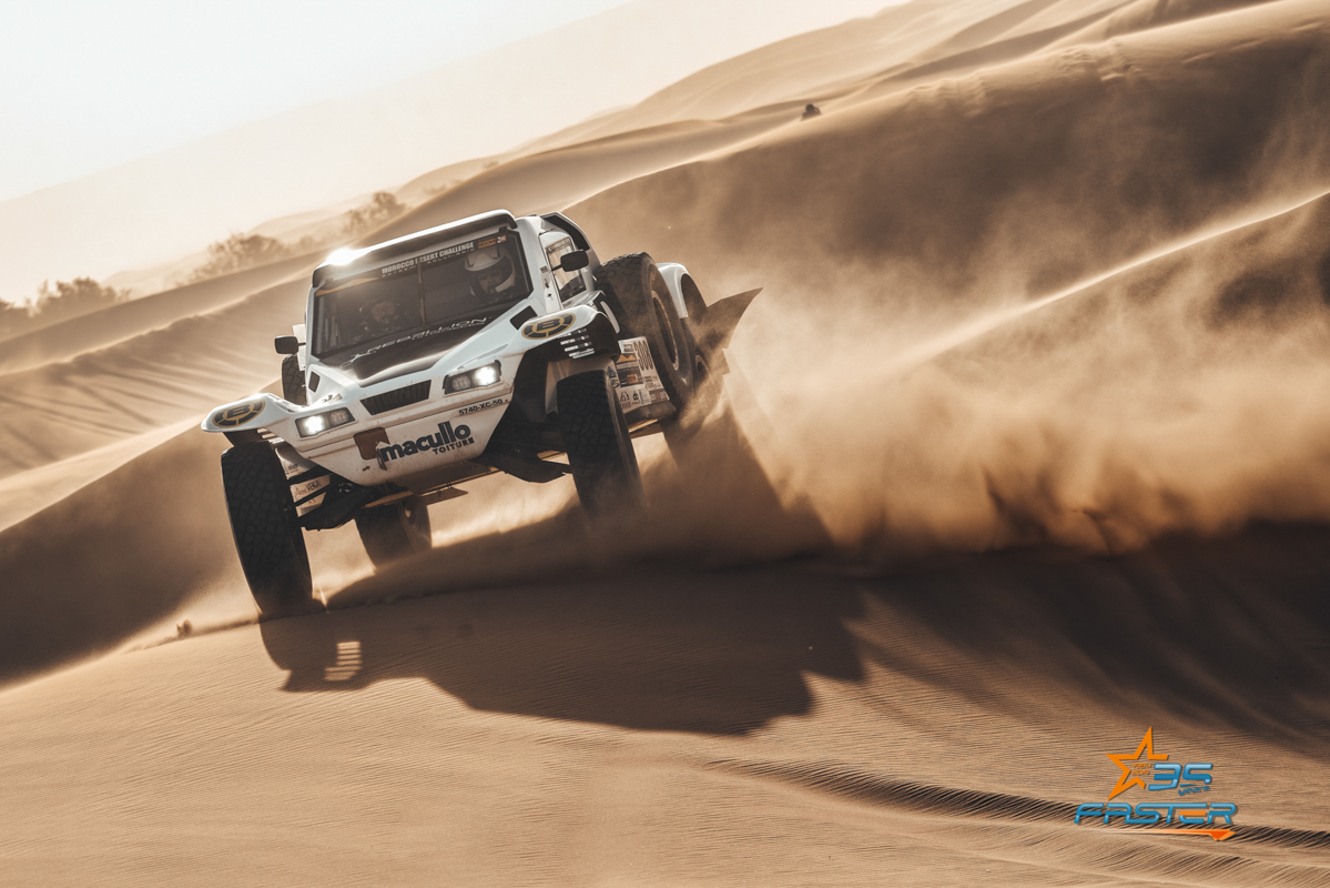 Morocco desert challenge MD rallye sport